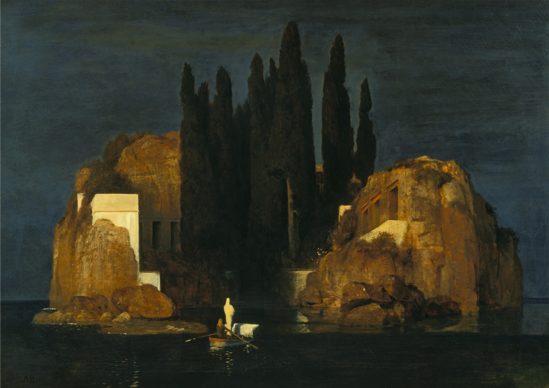 Symbolism art movement arnold bcklin isle of the dead biocorpaavc Images